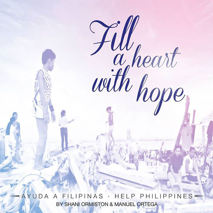 Fill a heart with hope
